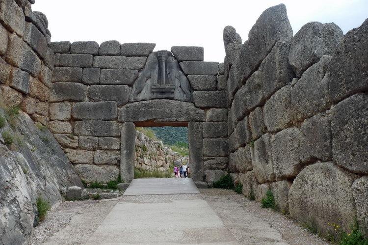 Mycene Citadel