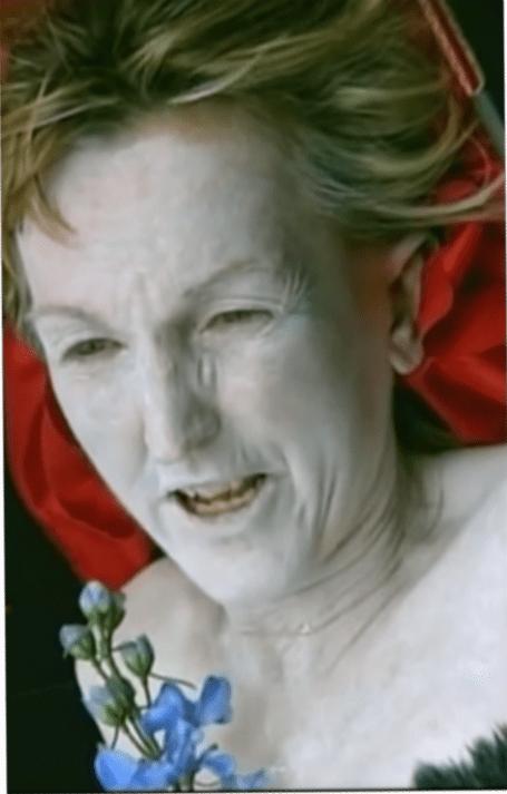 Ingrid Newkirk Veganerin im Alter von 50 Jahren