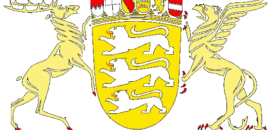 Großes Landeswappen Baden-Württembergs