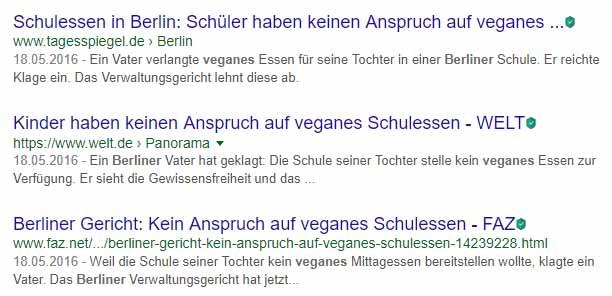 PeTA - Neue Webseite - Neue Lügen