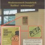 Studenten wehren sich gegen PeTA
