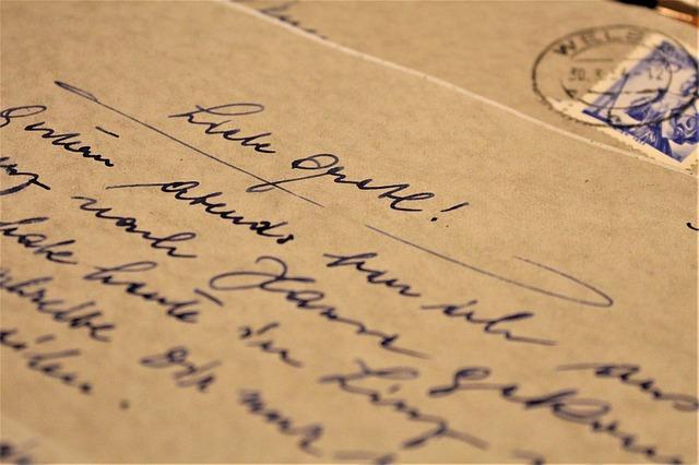 Öffentliche Briefe an Medien und Politiker