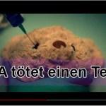 Warnung an alle Kinder!!! PeTA tötet Eure Plüschtiere