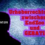 Frank Albrecht von EndZoo meldet bei Facebook Urheberrechtsanspruch an