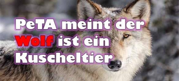 PeTA Märchenstunde: Die Geschichte vom lieben Wolf