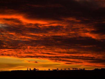 Sunrise over Sunniside