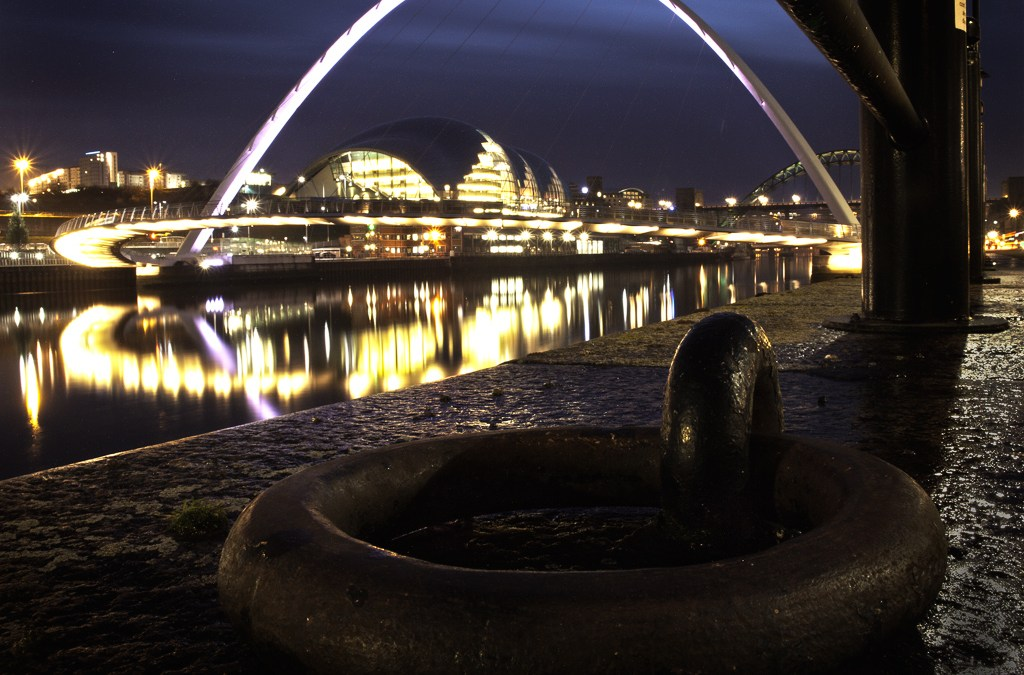 Millennium Bridge and Ring