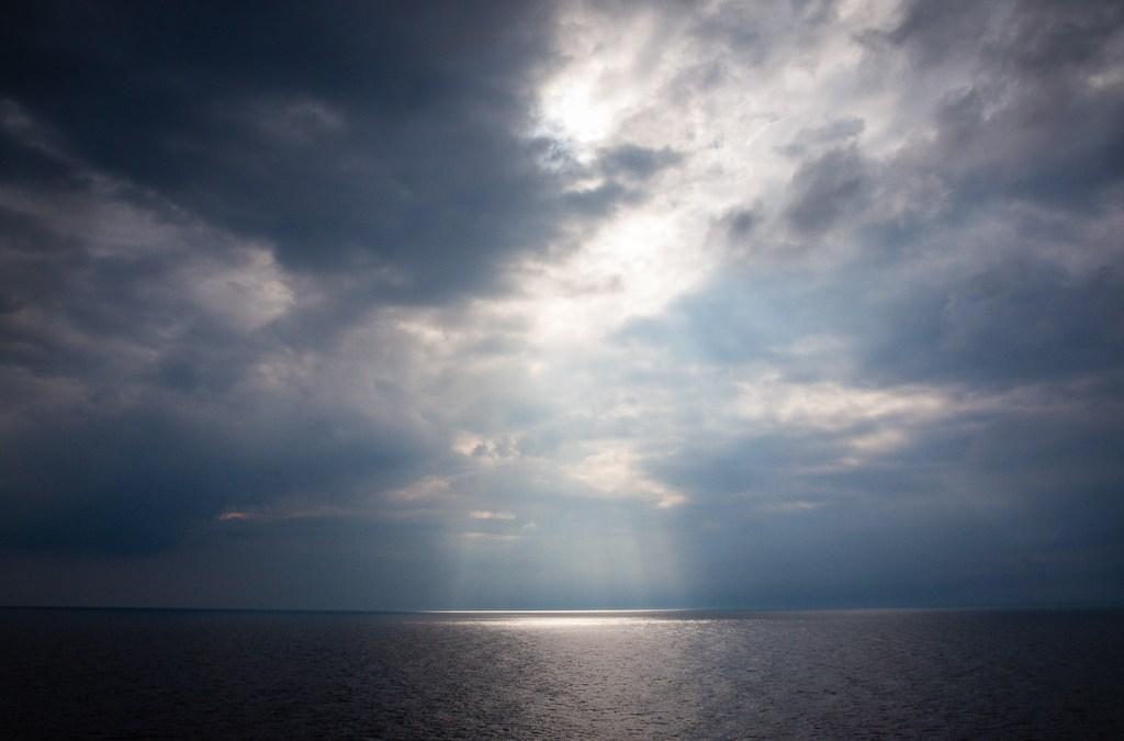 Moody North Sea