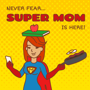 Why Our Moms Are Superheroes Gerber Life Insurance Blog