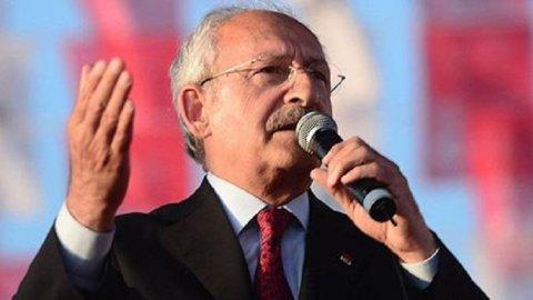 Kılıçdaroğlu'ndan Fahrettin Altun'un kaçak inşaatı hakkında açıklama