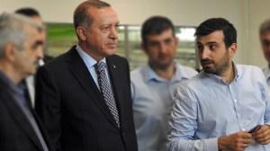 Τα μάτια των ΗΠΑ βλέπουν τον γαμπρό του Ερντογάν