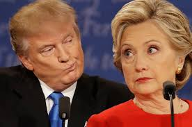 trump-hilary-debate