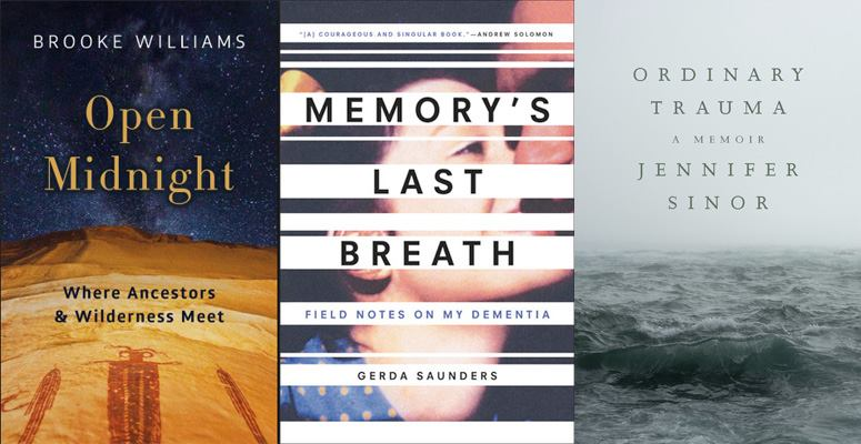 Memory's Last Breath is a finalist in Utah's 2018 15 Bytes Book Awards, Gerda reads at Sam Weller's on October 18