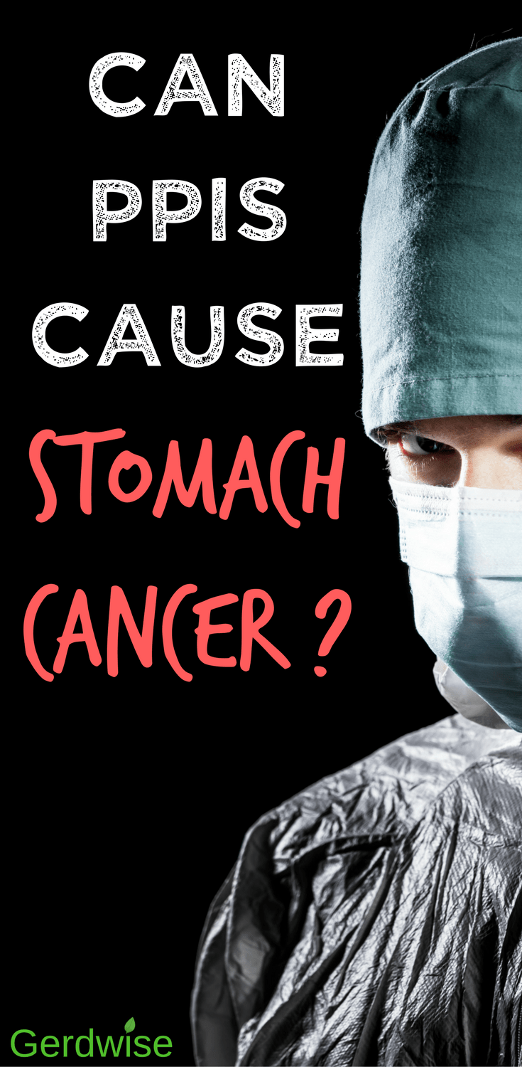 Can PPIs cause stomach cancer?