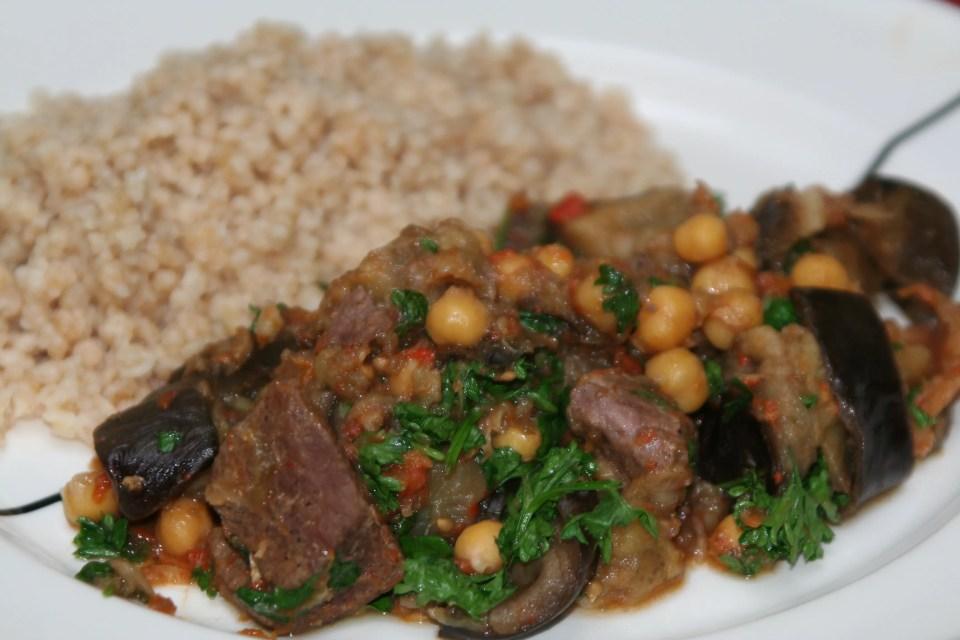 Noord-Afrikaans lamsvlees
