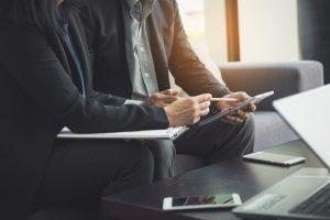 Utilisation en entreprise du bureau numérique : GED et coffre fort électronique