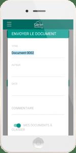 Smartphone App Gma Box GererMesAffaires.com