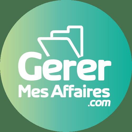 logo cercle coffre-fort numérique gerermesaffaires.com