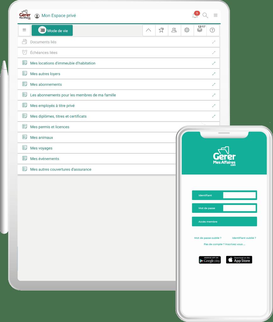 application mobile gerermesaffaires.com