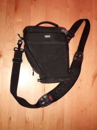 ThinkTank Digital Holster with Aircell Strap