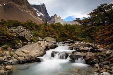 Herbstfarben im Valle del Frances