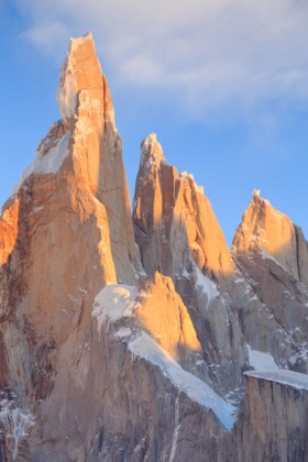 Cerro Torre ganz nah!
