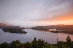 Seenlandschaft bei Bariloche