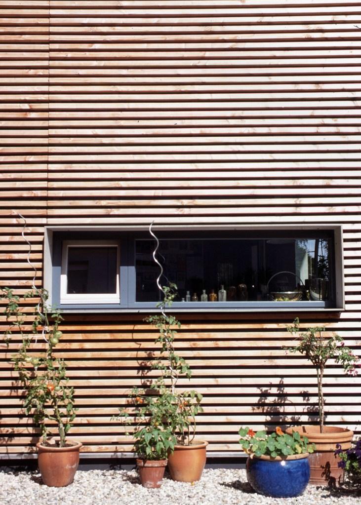 Fenster Griesheim gerhard neff architekt wohnhaus mit atelier griesheim