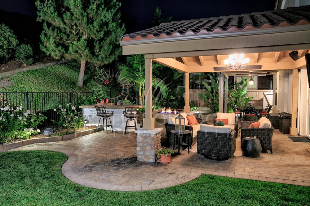 Enhance Your Outdoor Living Space with Gerhart Pools in ... on Backyard Outdoor Living Spaces id=50591