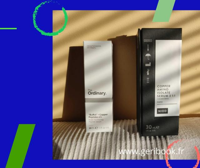 Sérum Buffet Copper Peptides 1% The Ordinary