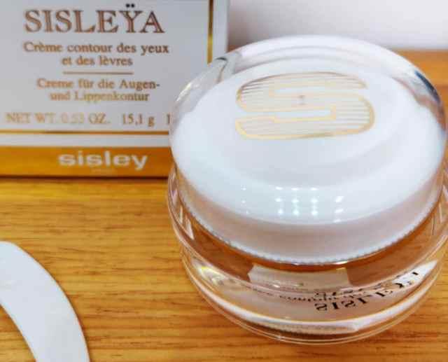avis Crème Contour des Yeux et des Lèvres Sisleÿa L'Intégral Anti-Âge de Sisley