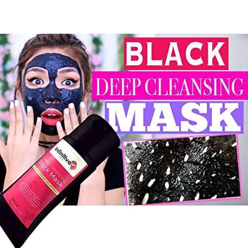black mask masque noir efficace