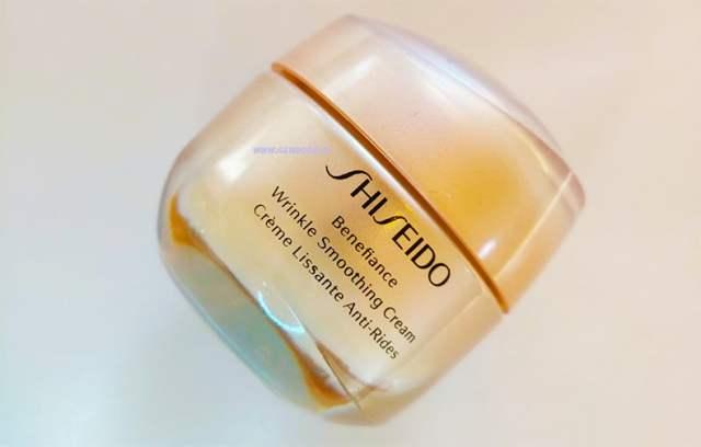 La Crème Lissante Anti-Rides Benefiance de Shiseido est elle efficace?