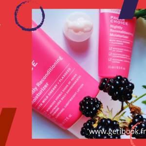 Paula's Choice Defense Nightly Reconditioning Moisturizer – Crème Antioxydante hydratante