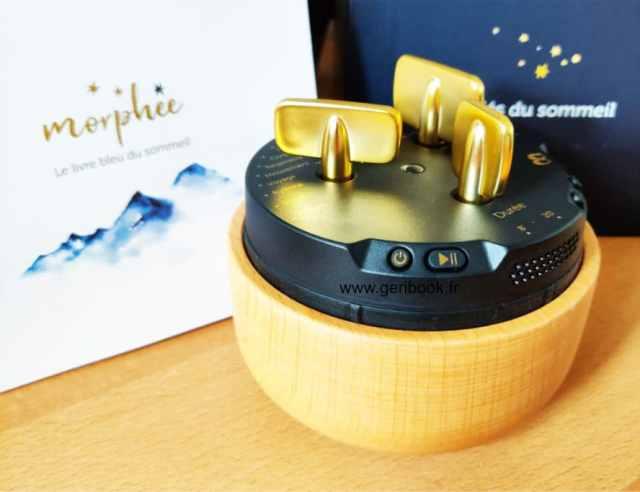 morphée sommeil relaxation sophrologie box