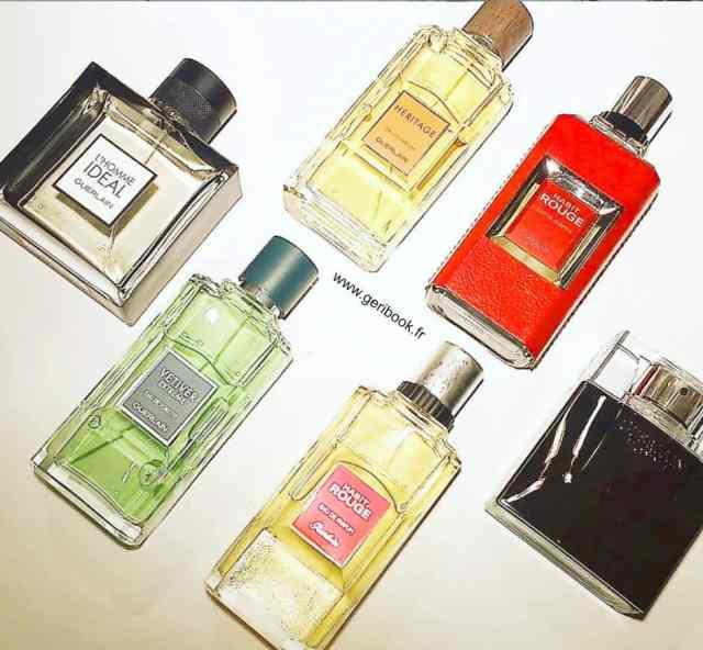 parfum homme guerlain masculin habit rouge eau de parfum spray