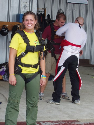 2007 - Skydiving