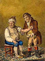 Bloodletting, Public Domain