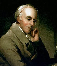 Painting of Benjamin Rush by Charles Wilson Peale, Courtesy of Wikipedia