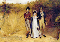 Painting by John Pettie in 1882 depicting Regency Era, Courtesy of Wikipedia