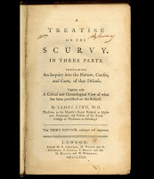 Scurvy treatise by James Lind 1772