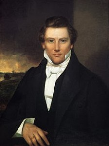 Joseph Smith, Courtesy of Wikipedia