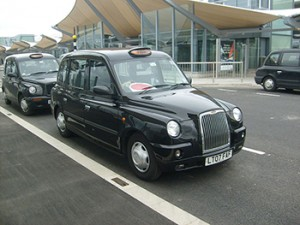 A Hackney Today at Heathrow Airport, Courtesy of Wikipedia