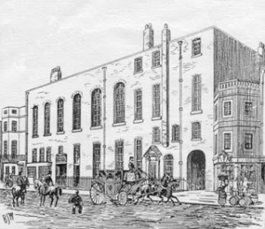 Almack's Assembly Rooms, Public Domain