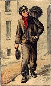 Chimney Sweep, Author's Collection