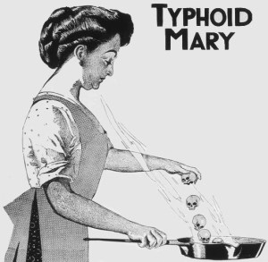 Common Ailments, Complaints, and Diseases  - Mary Mallon, Better Known as Typhoid Mary
