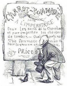Carrot Pommade, Public Domain