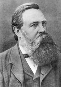 Frederick Engels, Courtesy of Wikipedia