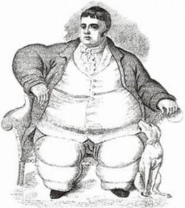 Daniel Lambert, Public Domain
