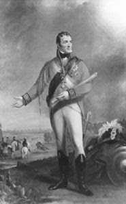 Arthur Wellesley, 1st Duke of Wellington in his Wellington Boots, Courtesy of Wikipedia